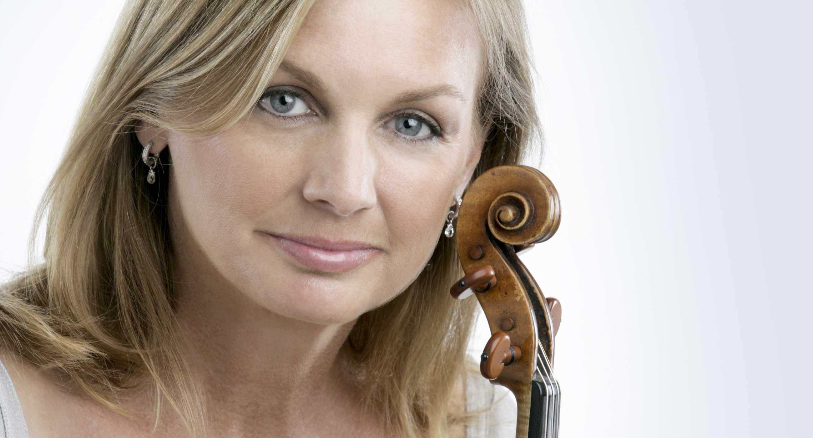 Faculty Recital: Margaret Batjer, Violin