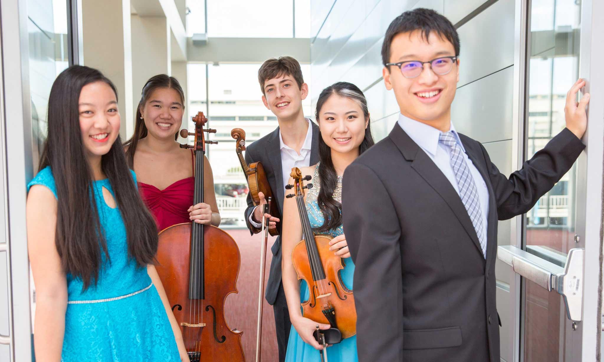 Music Academy Senior Concert