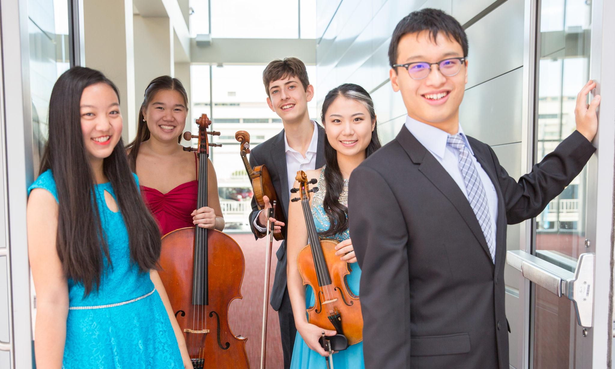 Music Academy Spring Senior Concert