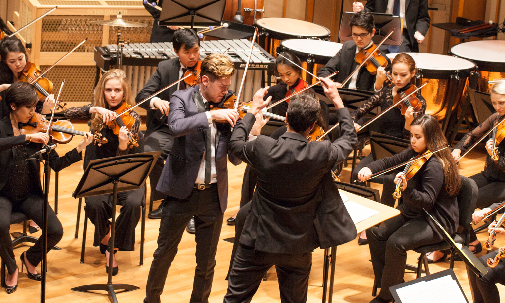 Concerto Showcase