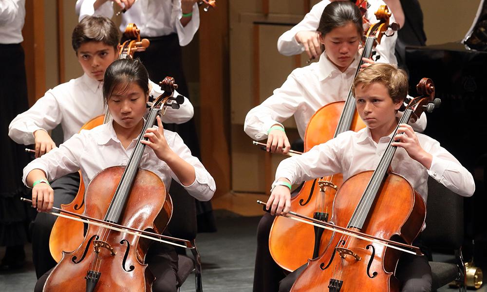 Community School String Festival Concert