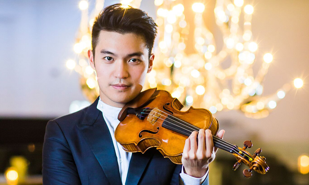 Violin Master Class with Ray Chen