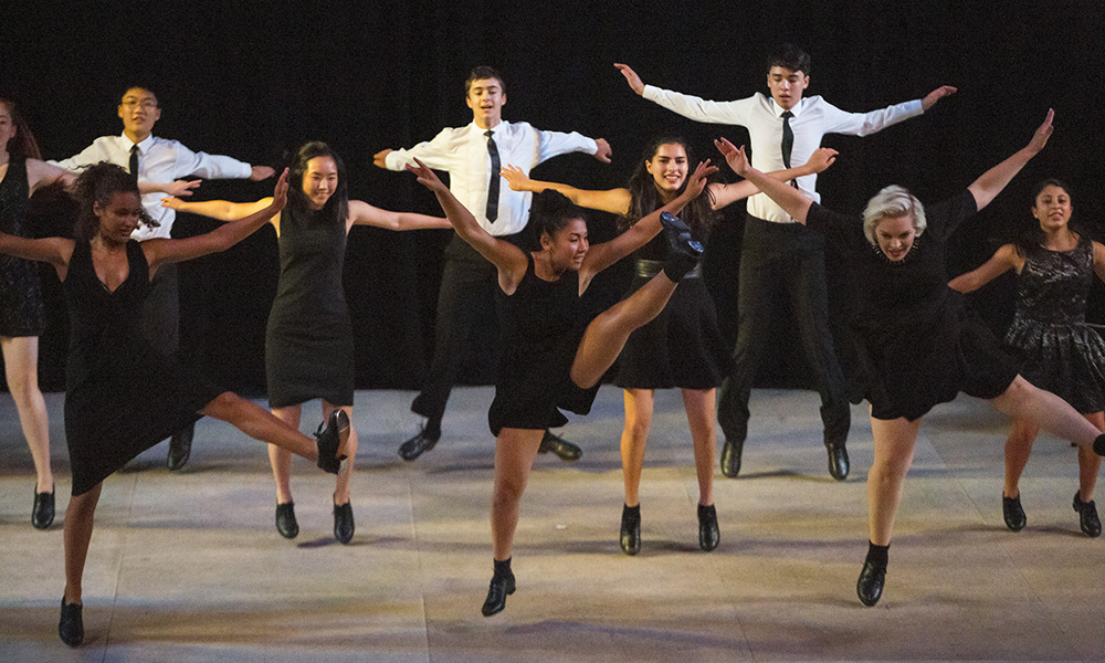 Winter Tap and Musical Theater Showcase