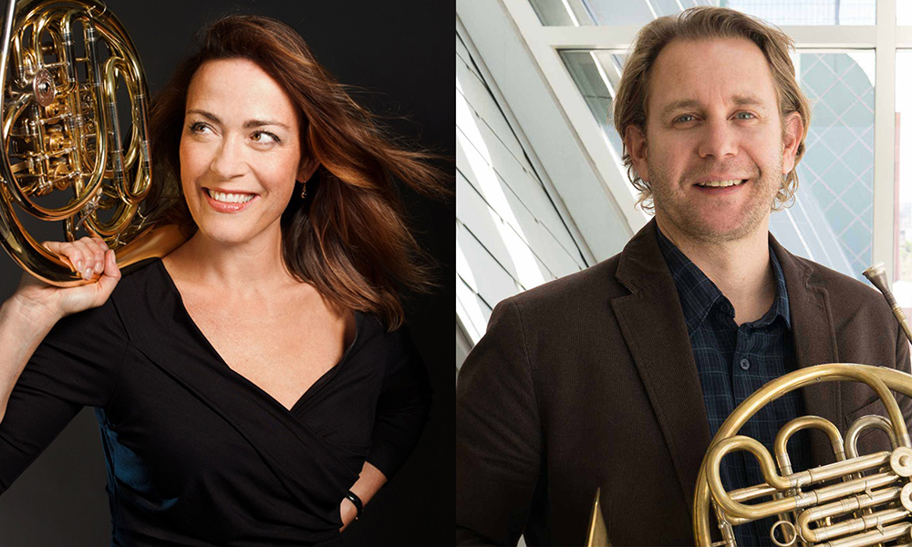Horn Concert with Sarah Willis and Andrew Bain