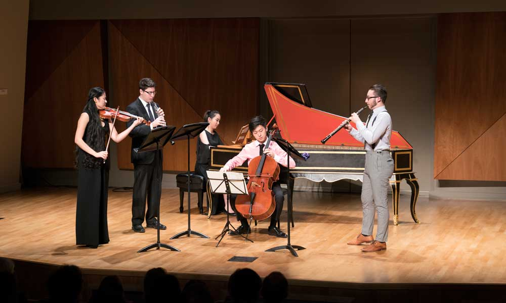Colburn Baroque Ensemble