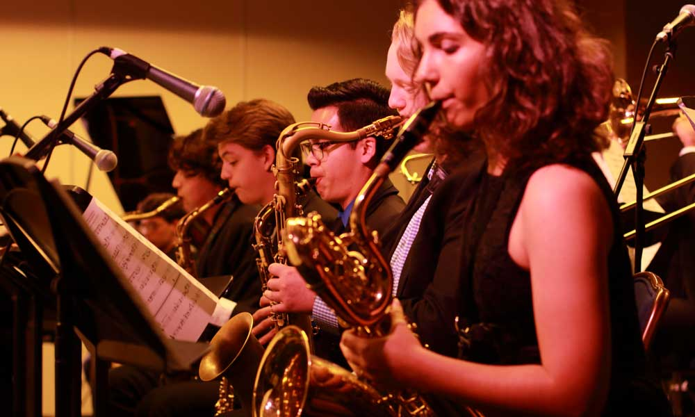 Colburn Jazz Workshop