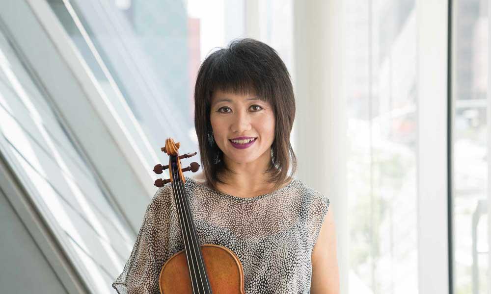 Faculty Recital: Tina Qu