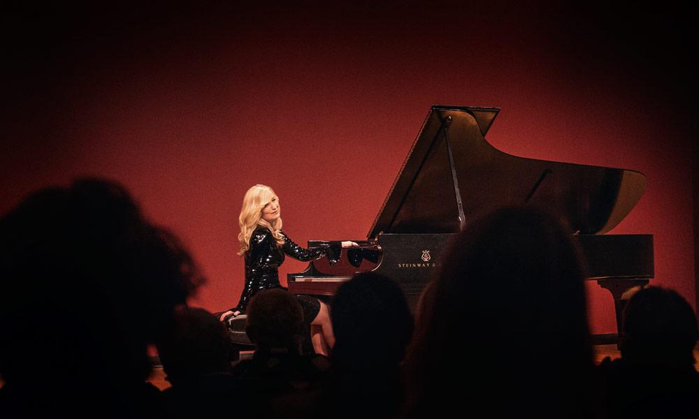 Guest Piano Recital: Lisa Hilton