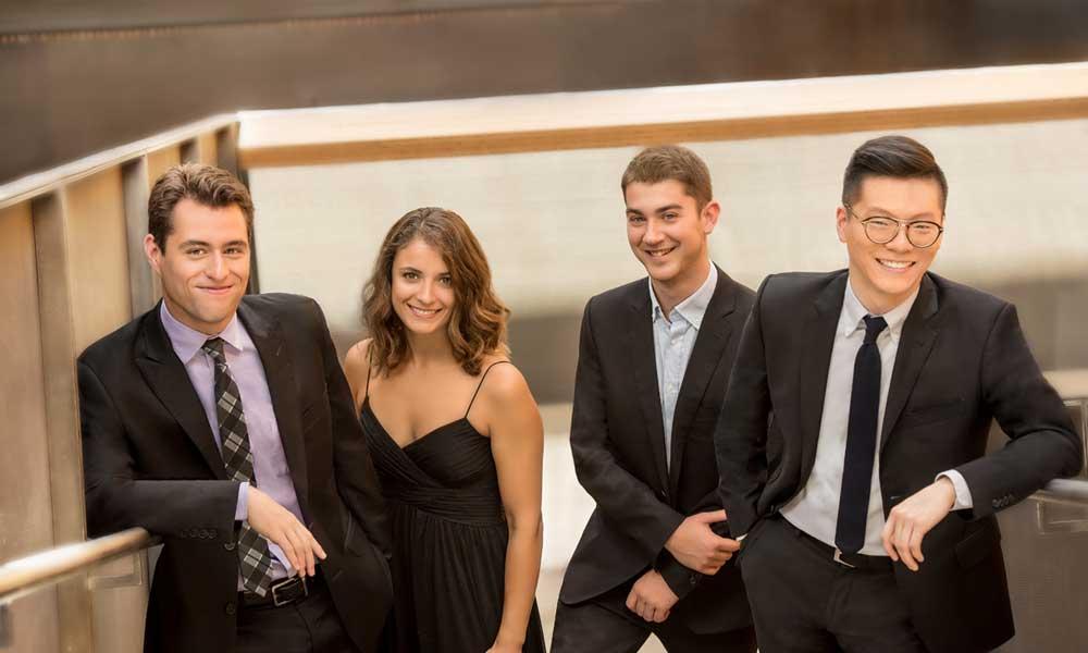 Dover Quartet Performance and Q&A
