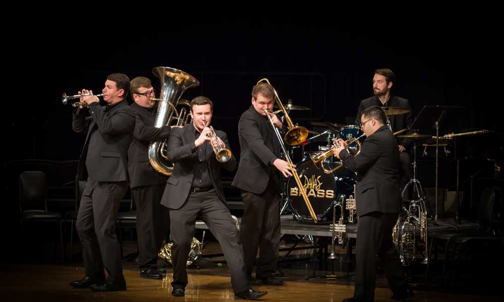 Master Class and Q&A: Dallas Brass