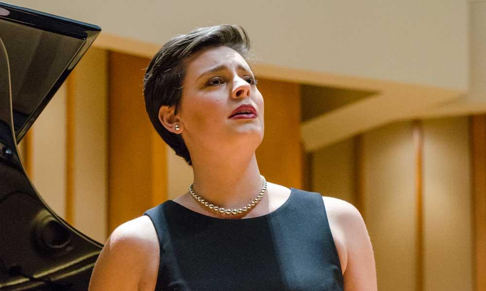 SongFest: Distinguished Alumna Recital