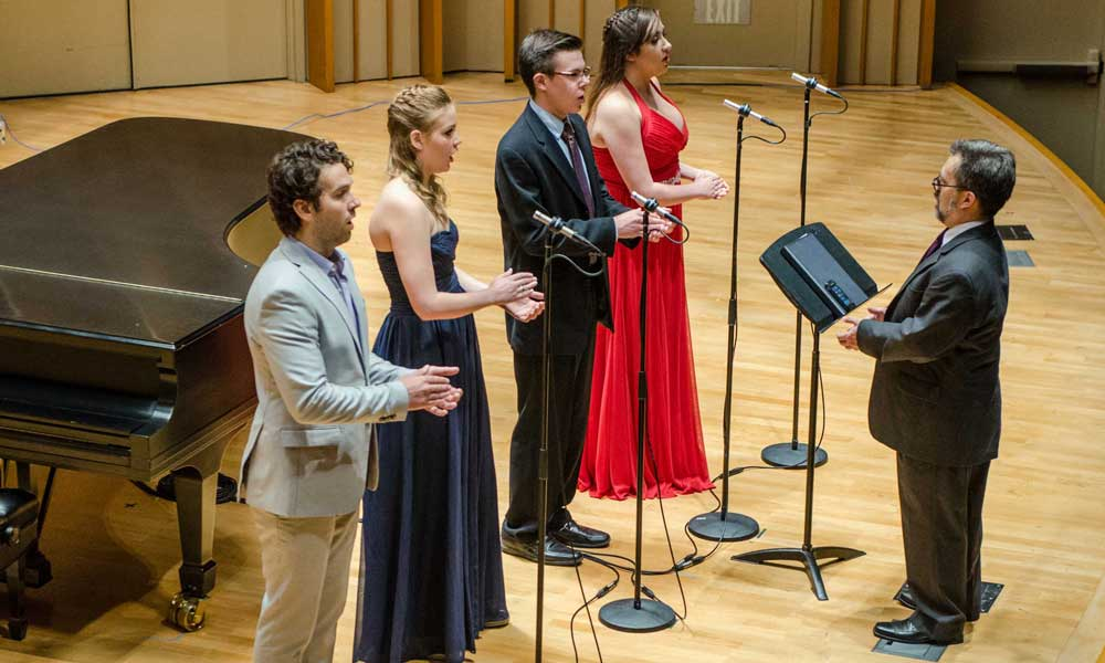SongFest: The Colburn Fellows in Recital