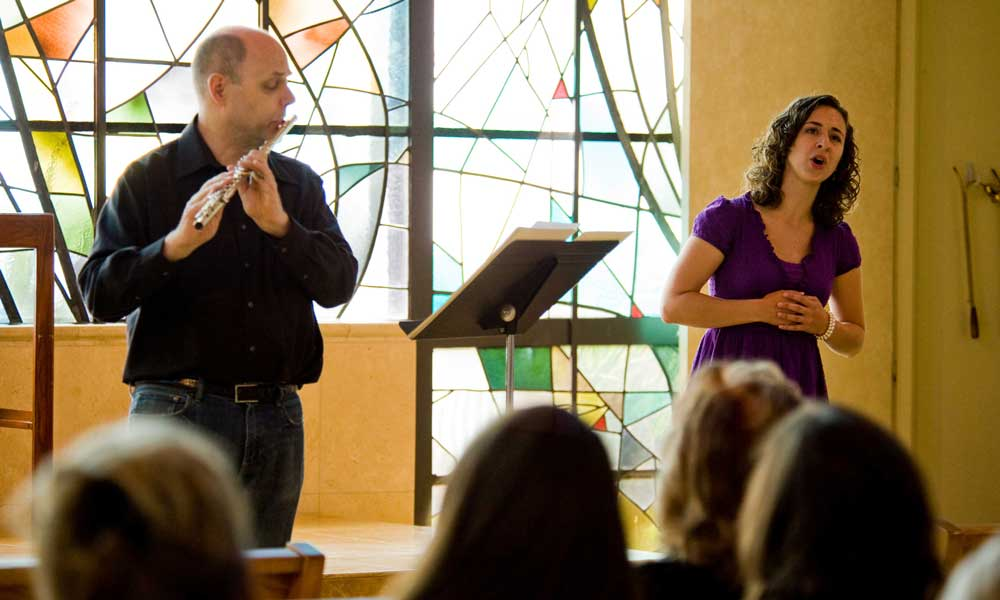 SongFest: Sacred Cantatas of J.S. Bach