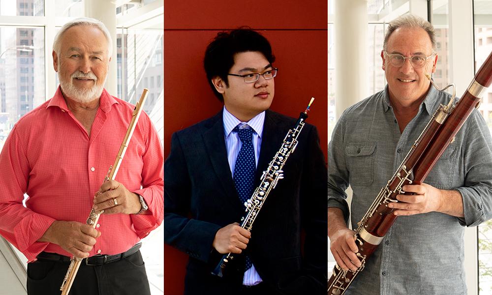 Jim Walker, Mingjia Liu, Richard Beene