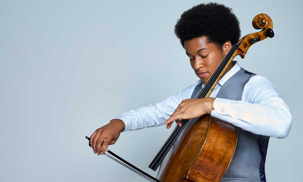 Sheku and Isata Kanneh-Mason in Recital