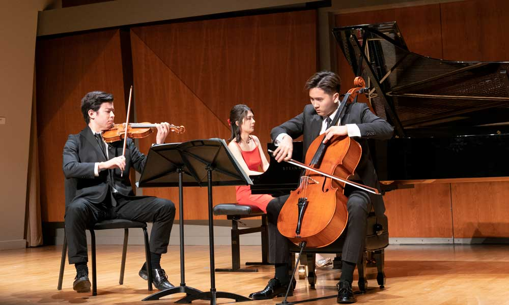 Chamber Music Showcase