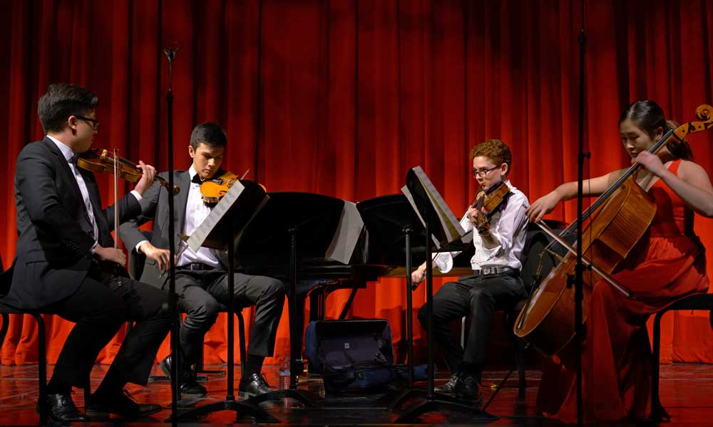 Community School Year-end Chamber Recitals