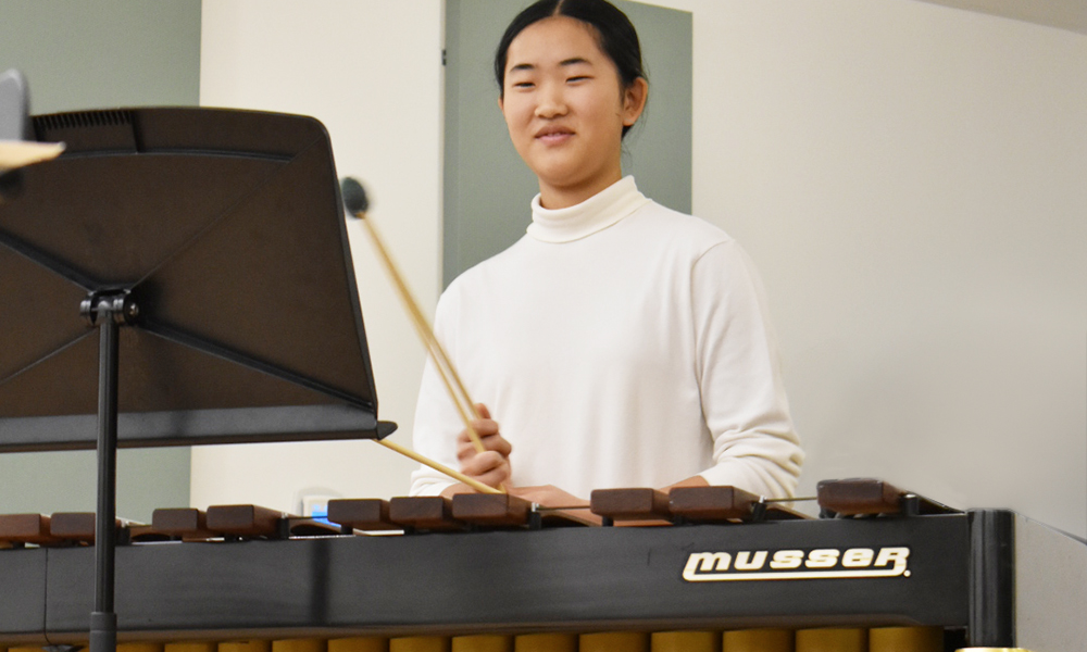 Community School Percussion Ensembles Concert