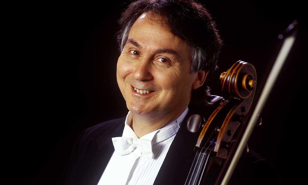 Master Class: Ralph Kirshbaum