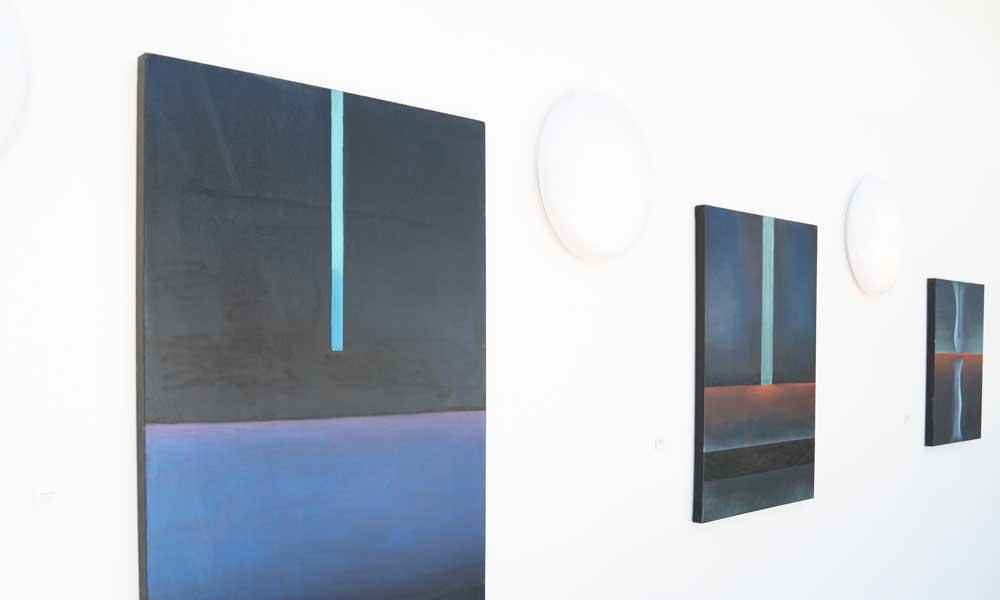 The Blue Line; The Green Line; Open Vessel, Michele Jaffe