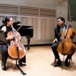Sheku Kanneh-Mason leads a cello master class
