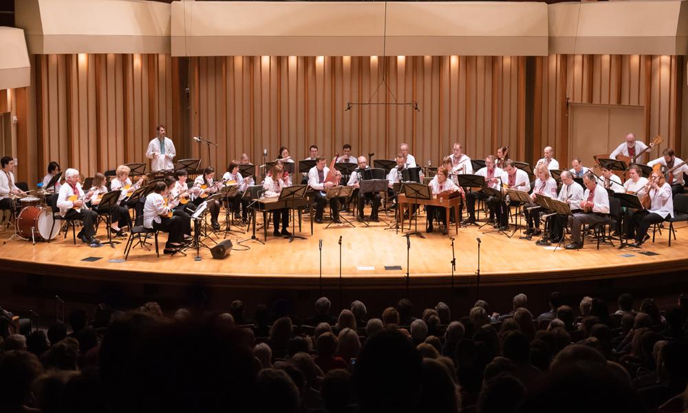 Los Angeles Balalaika Orchestra in Concert