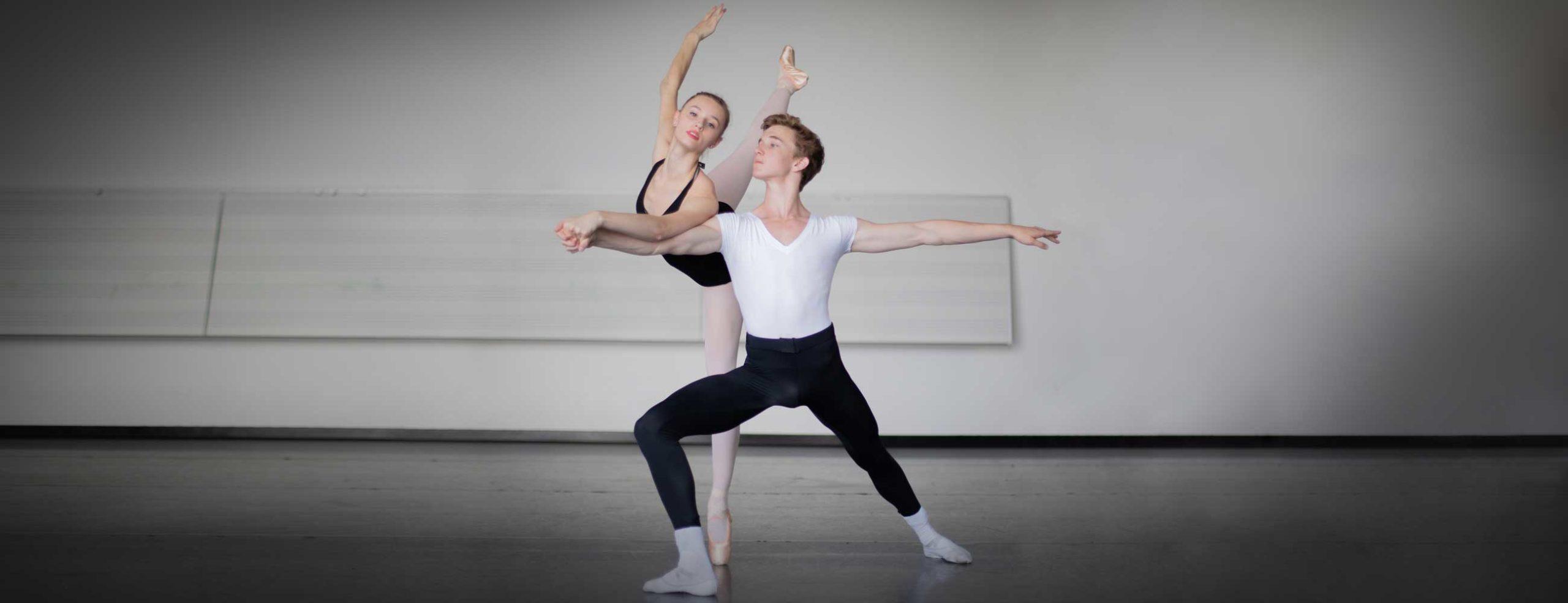 Colburn Dance Academy students posing