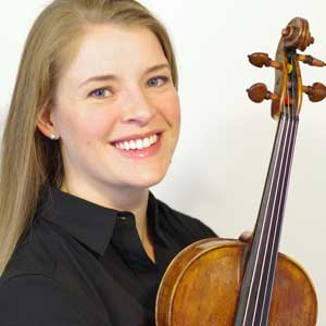 Nicole Sutterfield, Viola