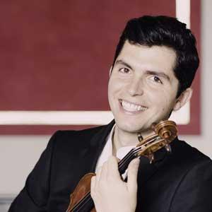 Ryan Meehan, Violin