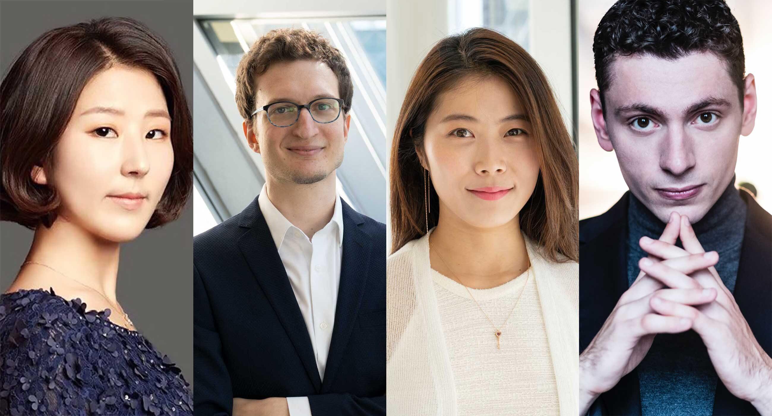 Minhye Choi, Rodolfo Leone, HyeJin Kim, Domini Cheli