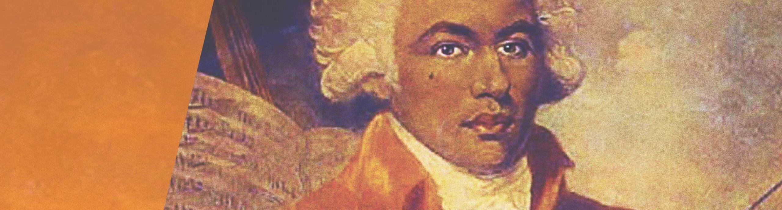 Portrait of Joseph Bologne