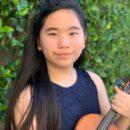Violinist Victoria Chun