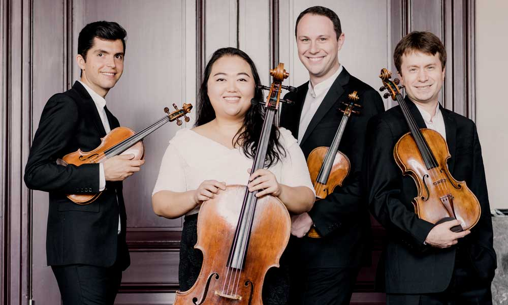 An Evening with Wu Han and the Calidore String Quartet