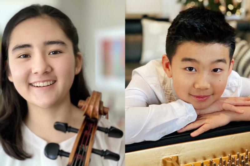 Mira Kardan and Simon Yao