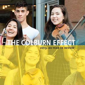 The Colburn Effect Presents Insights and Stories into Our Community