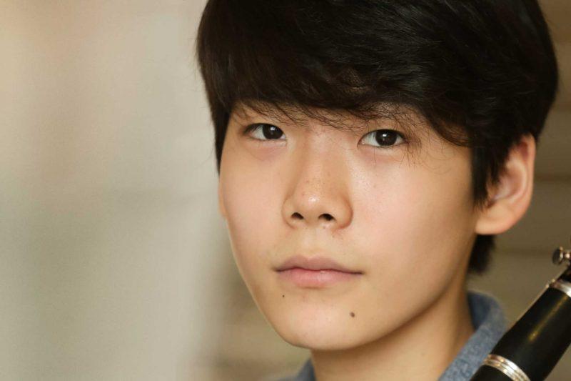 Noah Jung, clarinet