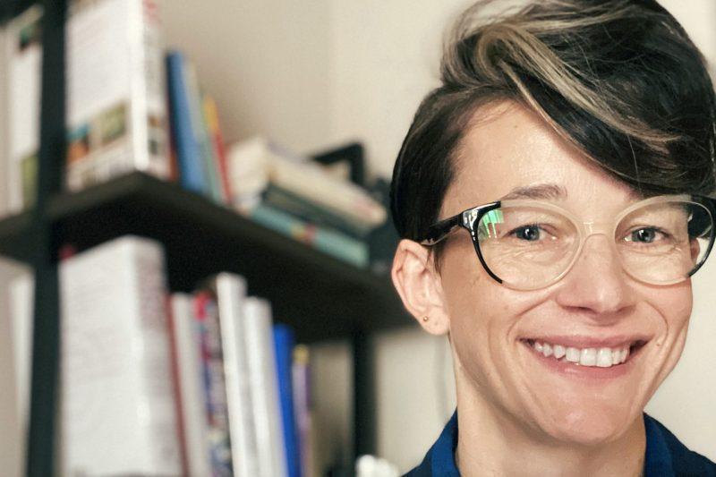 Conservatory Alumna Carrie Schafer