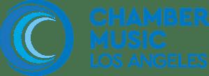 Chamber Music Los Angeles logo
