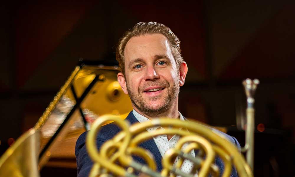 Colburn Chamber Music Society: Andrew Bain, Horn