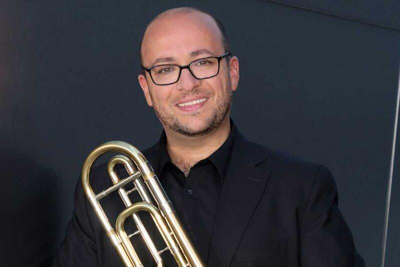 David Rejano, Trombone