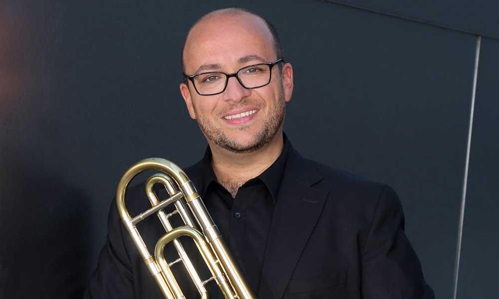 Faculty Recital: David Rejano, Trombone – CANCELED