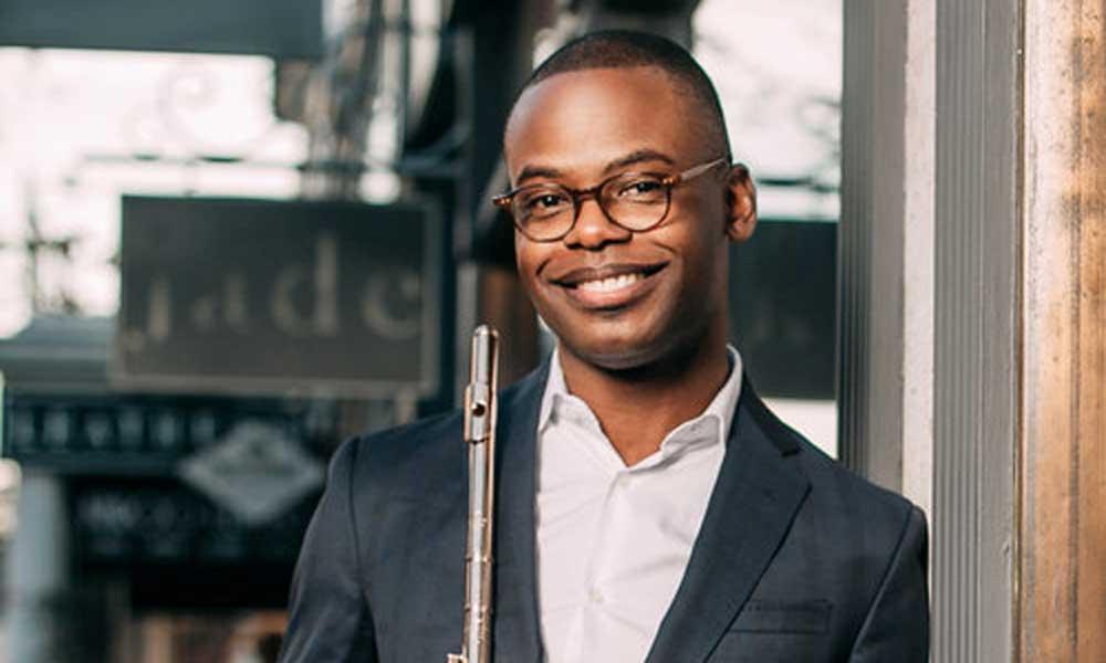 Colburn Chamber Music Society: Demarre McGill, Flute