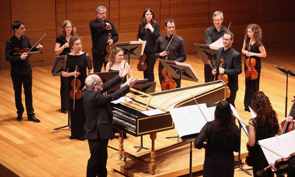Master Class:Dunedin Consort, Baroque