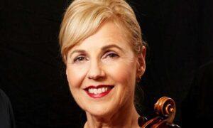 Geraldine Walther, Viola