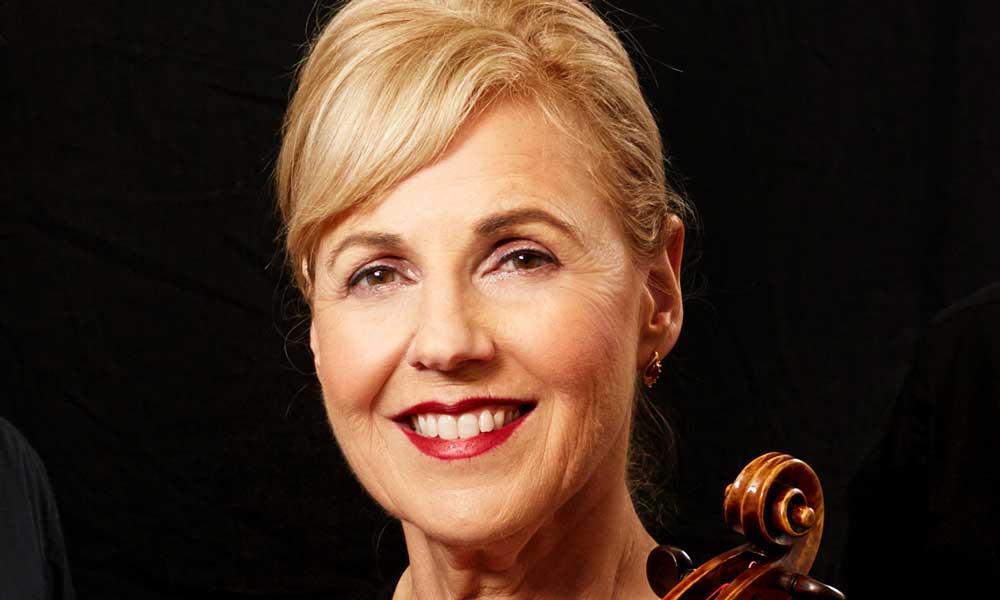 Colburn Chamber Music Society: Geraldine Walther, Viola