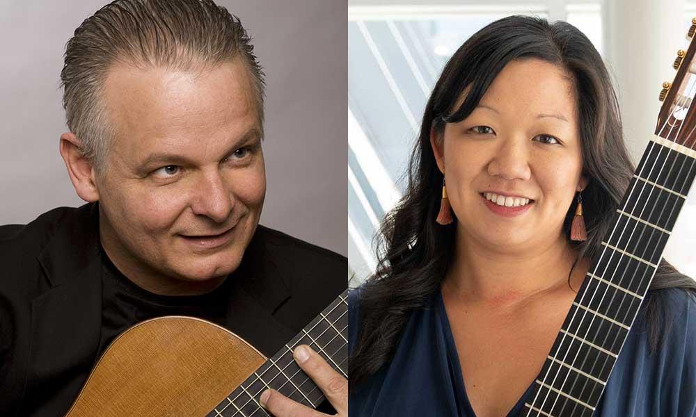 Faculty Recital: Kenton Youngstrom and Connie Sheu, Guitar